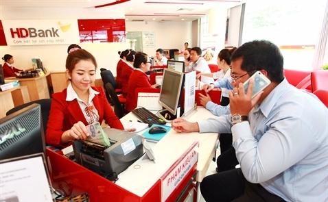 HDBank dự kiến lọt top 10 về vốn hóa ngành ngân hàng