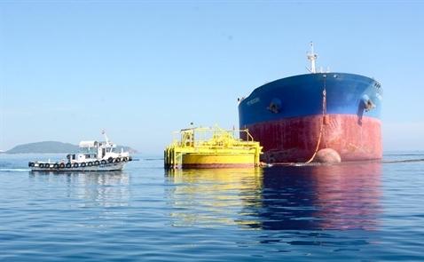Doanh thu PVTrans giảm do Lọc dầu Dung Quất bảo dưỡng
