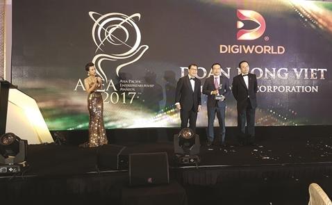 Đoàn Hồng Việt - CEO của Digiworld: Kinh doanh có trách nhiệm