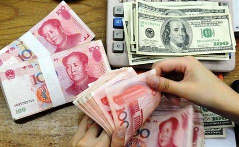 Trung Quốc giới hạn mức tiền mặt được rút ở nước ngoài