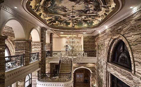 D'. Palais Louis: Nơi hội tụ tinh hoa kiến trúc nghệ thuật