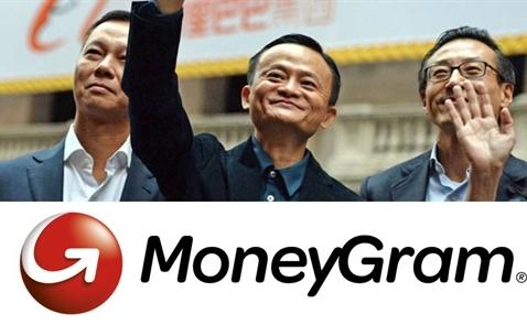 Mỹ từ chối cho Ant Financial mua lại MoneyGram