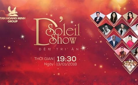 Tân Hoàng Minh tổ chức đại tiệc âm nhạc tri ân khách hàng