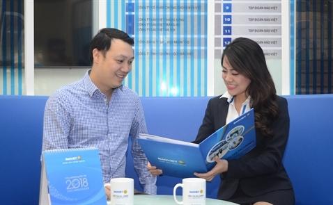 Năm 2017, Bảo Việt ước đạt gần 1,5 tỉ USD doanh thu