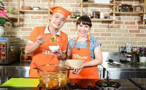 TST tourist dùng ẩm thực quảng bá du lịch