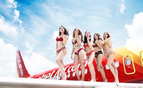 Vietjet Air: Tham vọng lớn đằng sau hình ảnh hàng không bikini