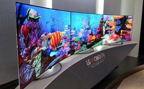 Doanh số TV OLED đạt kỷ lục với 1,4 triệu sản phẩm bán ra năm 2017