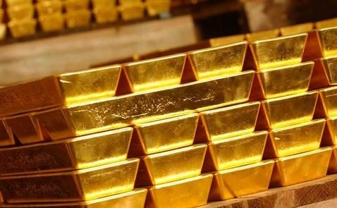 Giá vàng trong nước tăng chậm, thế giới tăng nhanh