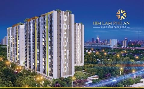 Him Lam tổ chức tham quan căn hộ hoàn thiện Him Lam Phú An