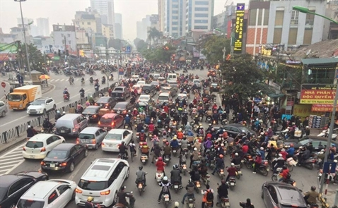 Người Việt mua hơn 270.000 xe máy mỗi tháng
