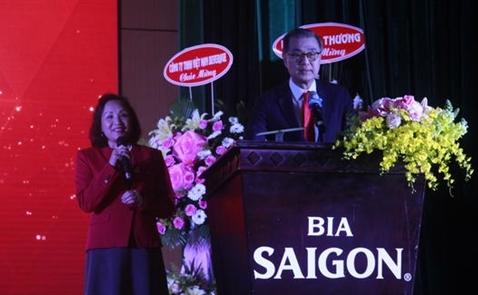 Thai Bev sẽ giúp Sabeco nâng thị phần bia tại Việt Nam lên 50%