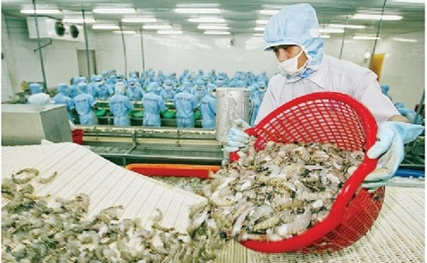 Thủy sản cán đích 8 tỉ USD