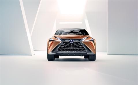 LEXUS  ra mắt mẫu Lexus LF-1 Limitless