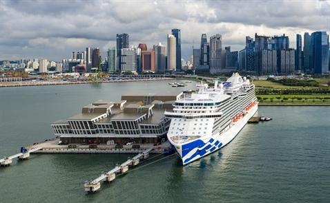Princess Cruises tăng 40% tour du thuyền hạng sang đến Việt Nam