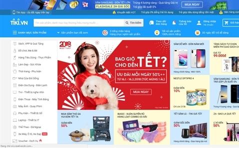JD.com trở thành cổ đông lớn nhất của Tiki