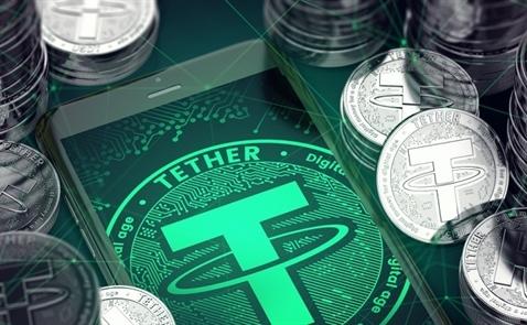 Tether tăng giá trong khi các đồng tiền ảo lớn khác giảm giá