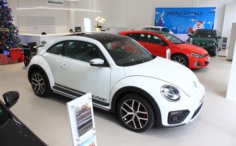 Volkswagen Việt Nam khai trương đồng loạt 4 đại lý toàn quốc