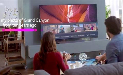 TV sẽ như thế nào nếu được tích hợp trí tuệ nhân tạo?