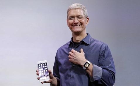 Apple sẽ chi 38 tỷ USD tiền thuế lợi nhuận cho Chính phủ Mỹ