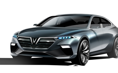 VinFast mua công nghệ BMW và nhà thiết kế Ý để sản xuất ô tô