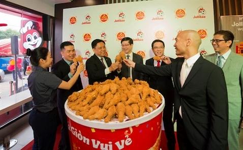 Jollibee Việt Nam đánh dấu cột mốc 100 cửa hàng