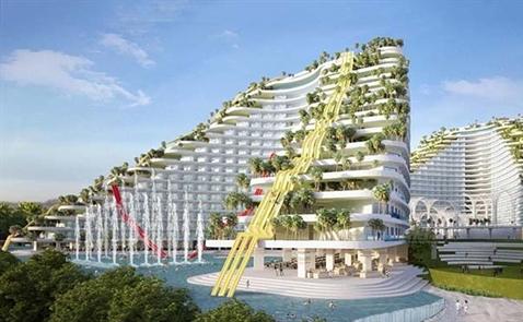 Dự án The Arena Cam Ranh giới thiệu tại TP.HCM