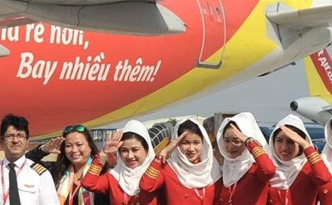 U23 Việt Nam thắng Qatar: Ngỡ ngàng về đối thủ và... Vietjet
