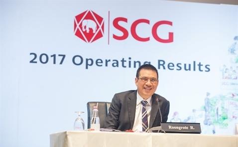 SCG Việt Nam đạt doanh thu 25.703 tỷ đồng