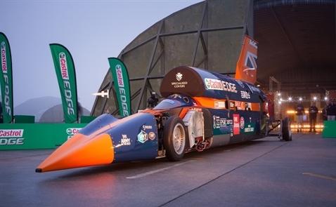 Bloodhound - Chiếc xe được tạo ra để vượt qua vận tốc âm thanh