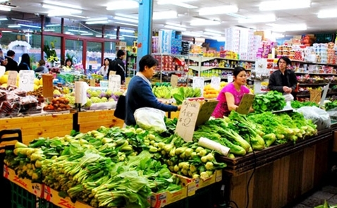 Cận Tết, chỉ số giá tiêu dùng tháng 1 tăng mạnh 0,51%