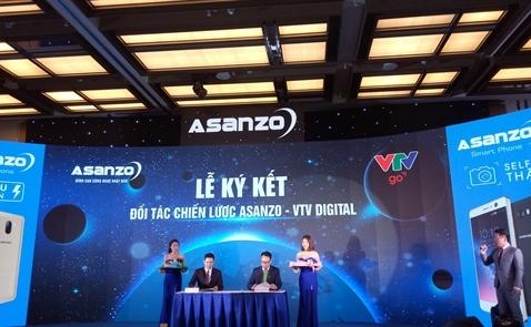 Asanzo: Kỳ vọng doanh thu smartphone chiếm 30%
