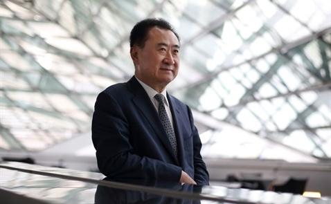 Tencent mua 14% cổ phần công ty bất động sản của tỷ phú Vương Kiện Lâm