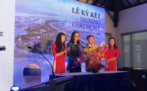 CBRE độc quyền phân phối dự án biệt thự Avenue Vân Trì