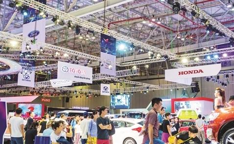 Ngã rẽ mới của công nghiệp ô tô