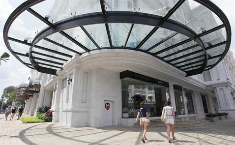 Vincom Retail: Đắc địa, đắc thị phần