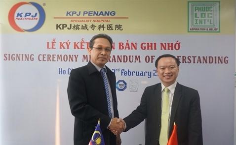 Phát triển du lịch y tế Việt Nam- Malaysia