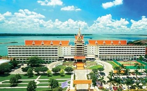 Campuchia tham vọng xây tòa nhà cao 600 mét