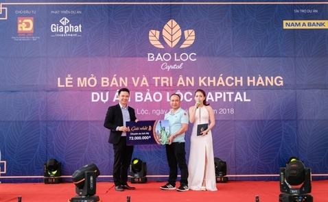 Bảo Lộc Capital mở bán đợt 3