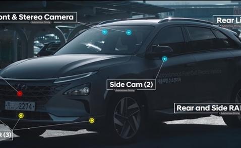 Hàn Quốc thử nghiệm xe tự lái trên cao tốc