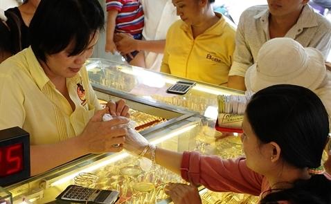 Nhu cầu vàng trang sức ở Việt Nam tăng mạnh nhất trong 10 năm qua