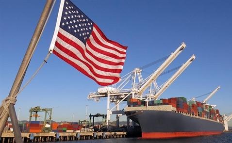 Thâm hụt thương mại Mỹ cao nhất trong 9 năm