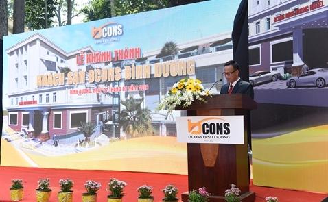 Bcons khai trương khách sạn 4- sao Bcons Bình Dương