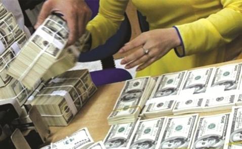 Dự trữ ngoại hối của Việt Nam tăng lên hơn 57 tỷ USD