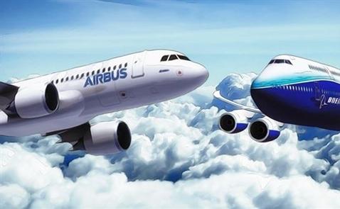 Châu Á - Thái Bình Dương: Thị trường tiềm năng cho các nhà sản xuất máy bay