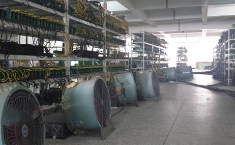 Giới đào bitcoin Trung Quốc muốn di dời nhà máy sang Canada