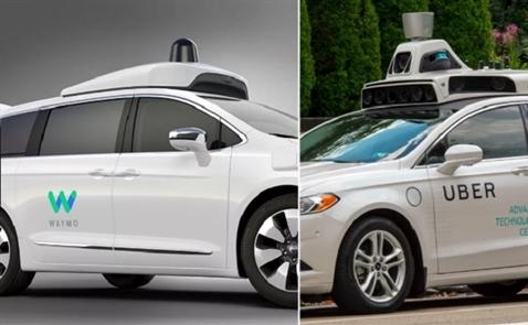 Vụ Waymo kiện Uber: Uber đồng ý trả 245 triệu USD