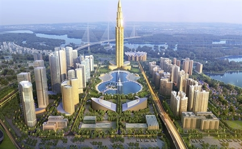 Đô thị thông minh Nhật Tân - Nội Bài 37,3 tỷ USD