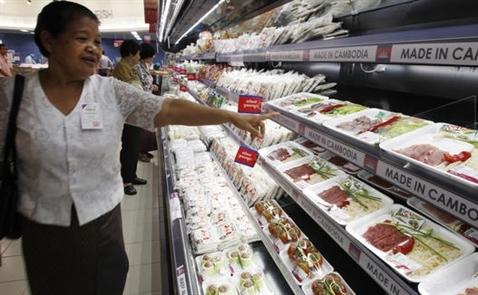 Nikkei: Thịt bò Nhật được dán nhãn