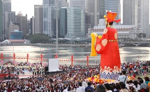 Người dân Singapore được Chính phủ lì xì hậu hĩnh