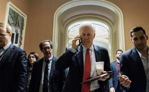 Nhiều Thượng nghị sĩ Đảng Cộng hòa kêu gọi ông Trump quay lại TPP